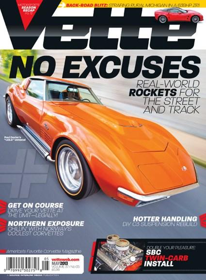 Vette Cover - 5/1/2013