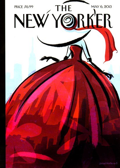 The New Yorker Cover - 5/6/2013