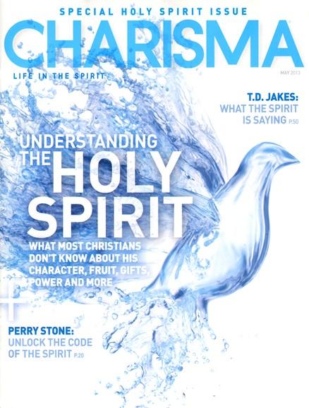 Charisma Cover - 5/1/2013