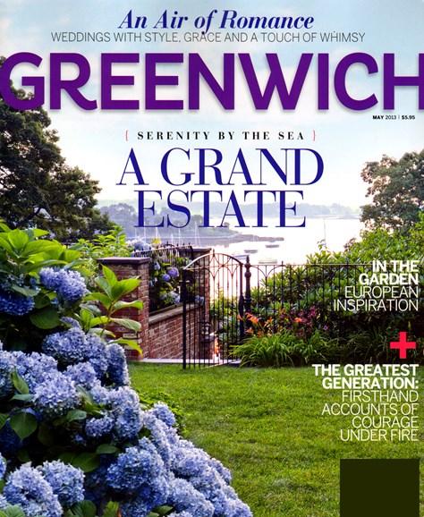 Greenwich Cover - 5/1/2013