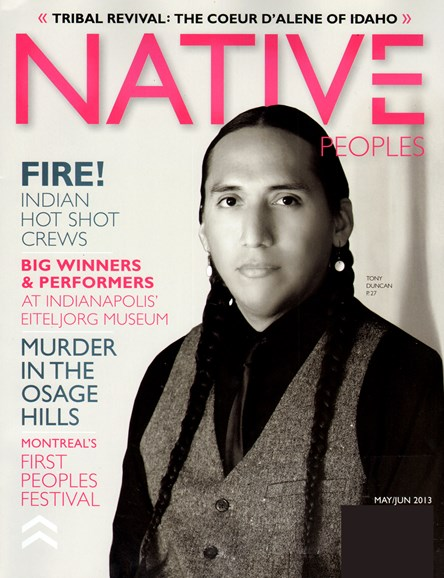Native Peoples Cover - 5/1/2013