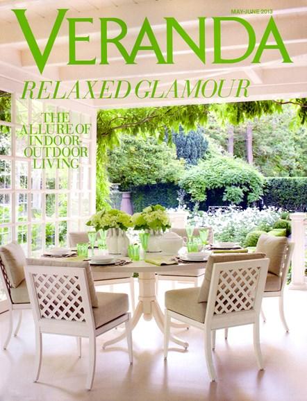 Veranda Cover - 5/1/2013