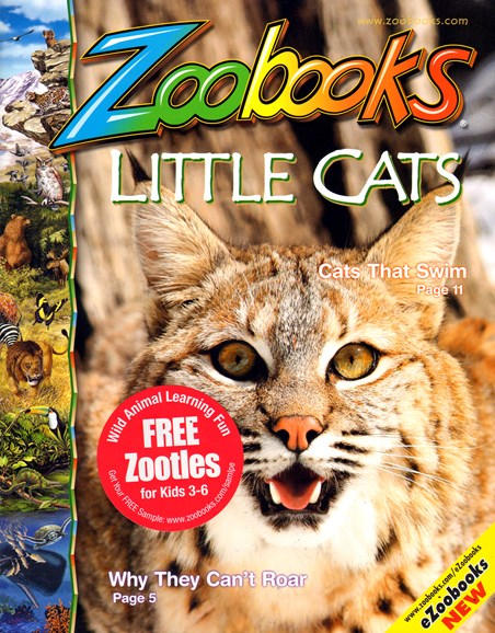 Zoobooks Cover - 4/1/2013