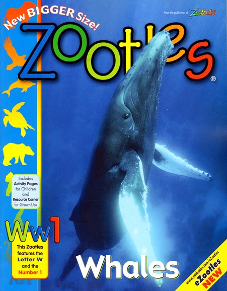 Zootles Cover - 4/1/2013
