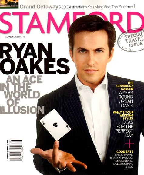 Stamford Magazine Cover - 5/1/2013