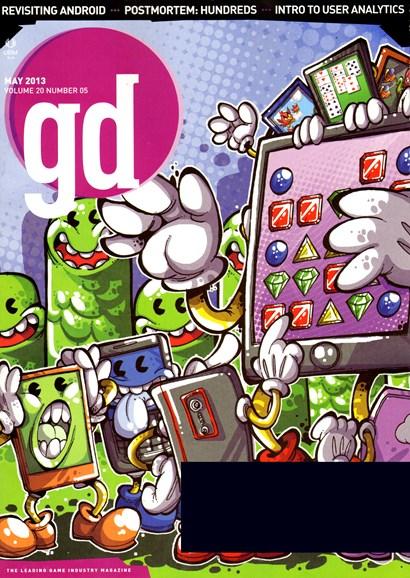 Game Developer Cover - 5/1/2013