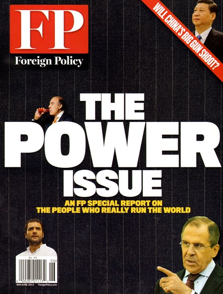 Foreign Policy Cover - 5/1/2013