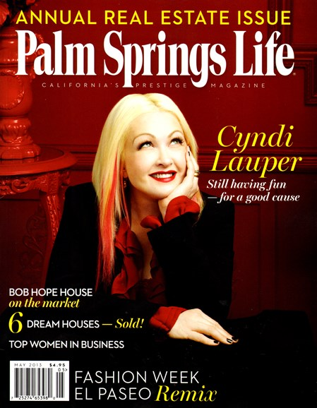Palm Springs Life Cover - 5/1/2013
