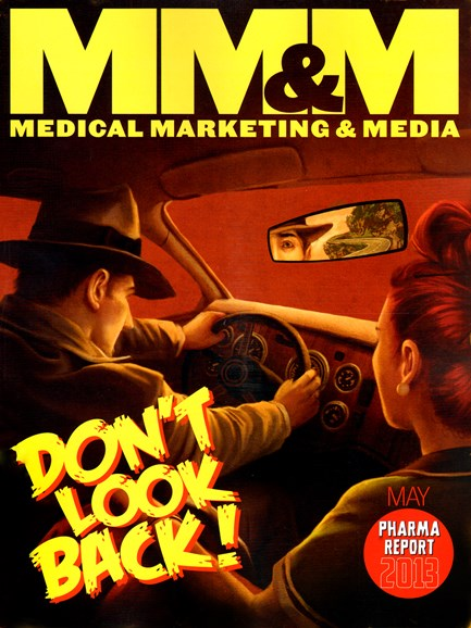 Medical Marketing & Media Cover - 5/1/2013