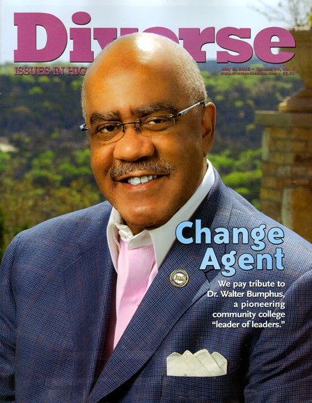 Diverse: Issues In Higher Education Cover - 5/9/2013