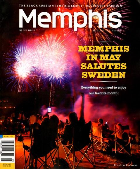 Memphis Cover - 5/1/2013
