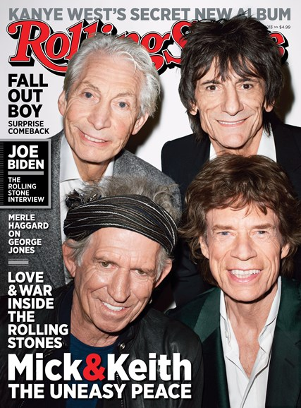 Rolling Stone Cover - 5/16/2013