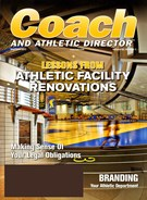 Coach and Athletic Director Magazine 5/1/2013