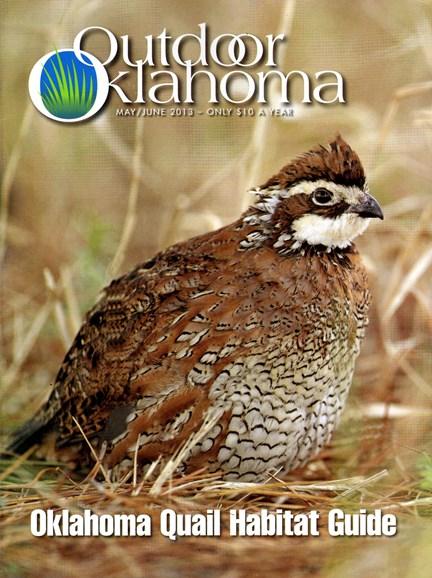 Outdoor Oklahoma Cover - 5/1/2013