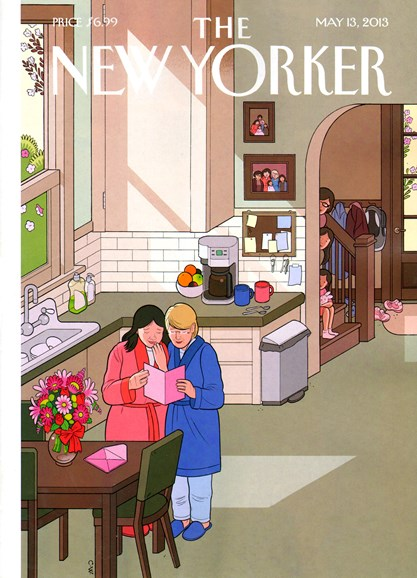 The New Yorker Cover - 5/13/2013