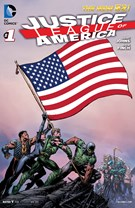 Justice League of America Comic 4/1/2013