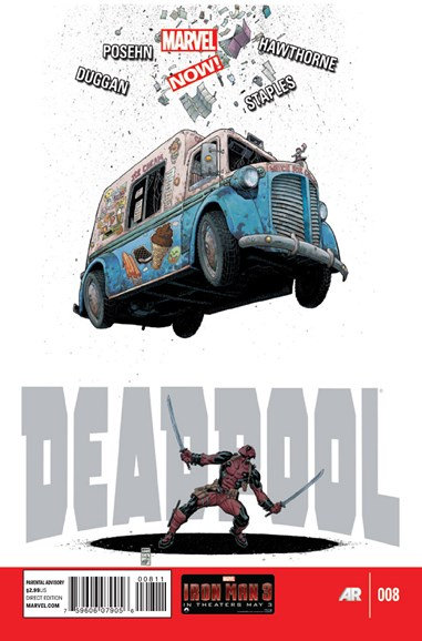 Deadpool Cover - 6/15/2013