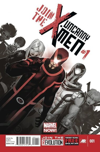 Astonishing X-Men Cover - 4/1/2013