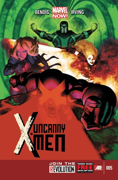 Astonishing X-Men Cover - 6/15/2013