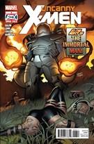 Astonishing X-Men Comic 4/1/2012