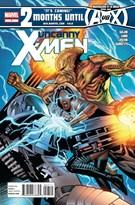 Astonishing X-Men Comic 4/15/2012