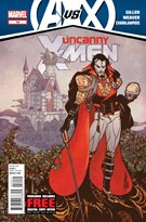 Astonishing X-Men Comic 8/1/2012