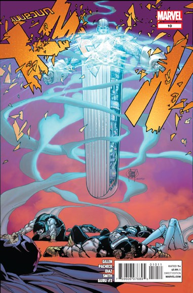 Astonishing X-Men Cover - 6/1/2012