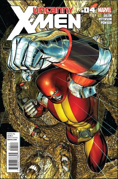 Astonishing X-Men Cover - 3/1/2012