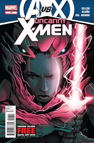 Astonishing X-Men Cover - 10/1/2012
