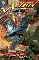 Superman Action Comics 6/1/2013
