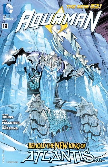 Aquaman Cover - 6/1/2013