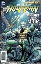 Aquaman Comic 5/1/2013