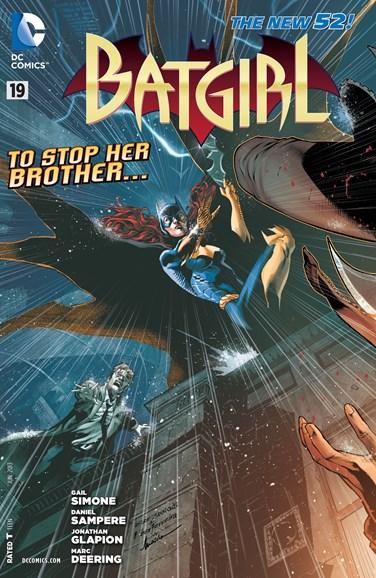 Batgirl Cover - 6/1/2013