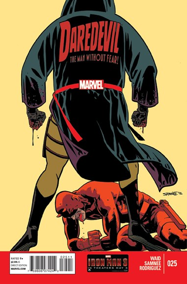 Daredevil Cover - 6/1/2013
