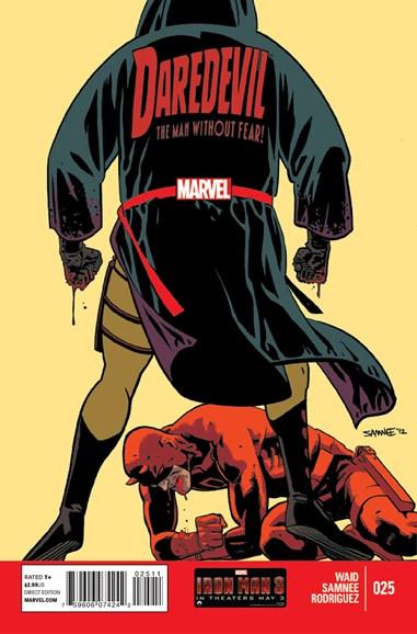 Daredevil Cover - 6/1/2013