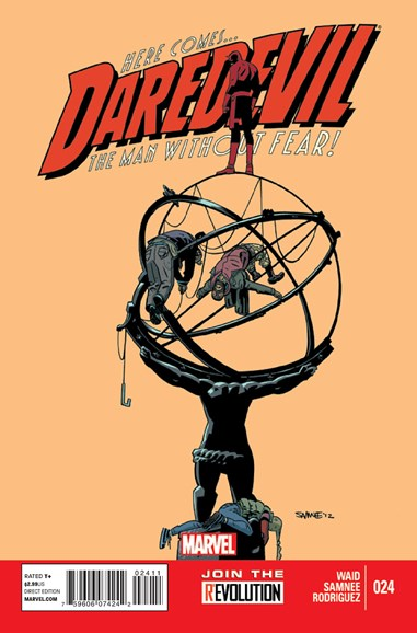 Daredevil Cover - 5/1/2013