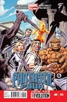 Fantastic Four Comic 5/1/2013
