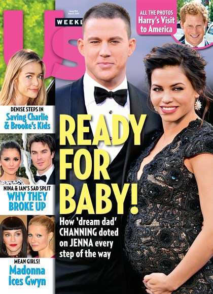 Us Weekly Cover - 5/27/2013