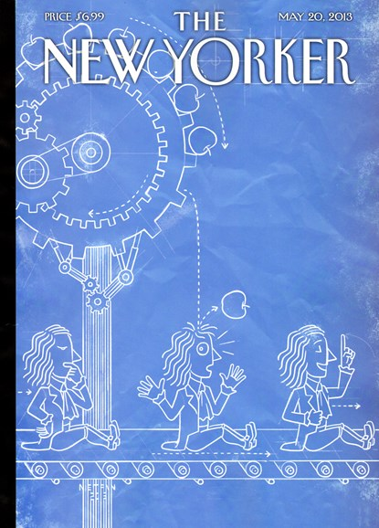 The New Yorker Cover - 5/20/2013