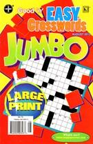 Good N Easy Crosswords Jumbo Magazine 8/1/2013