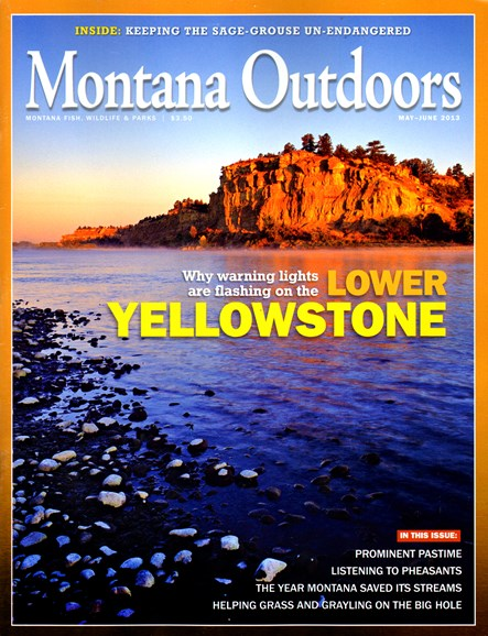 Montana Outdoors Cover - 5/1/2013