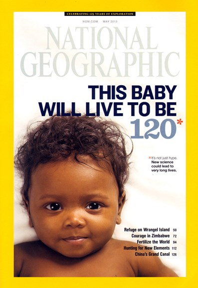 National Geographic Cover - 5/1/2013
