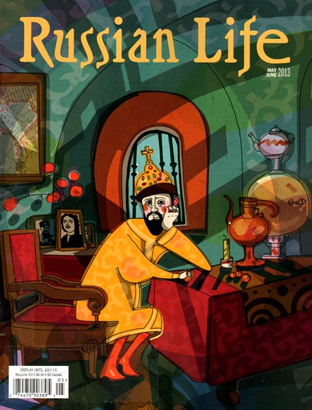 Russian Life Cover - 5/1/2013