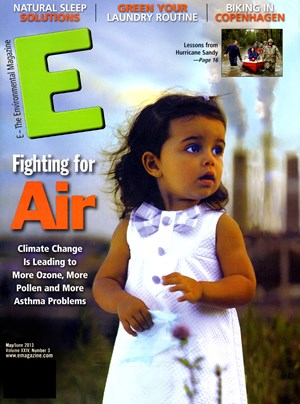 Environment Magazine | 5/1/2013 Cover