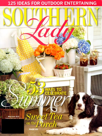 Southern Lady Cover - 5/1/2013