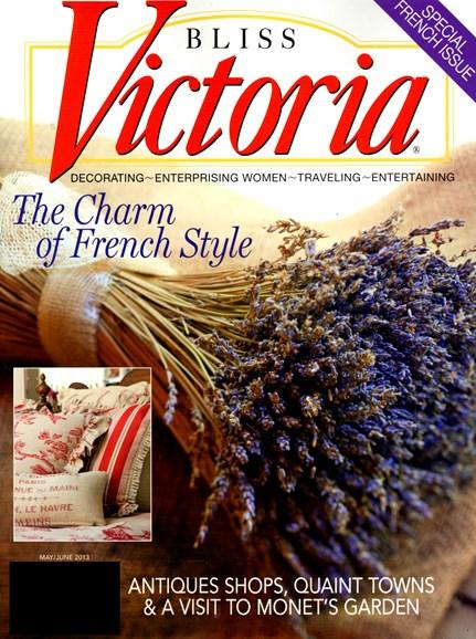 Victoria Cover - 5/1/2013