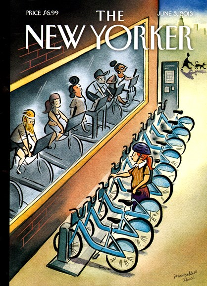 The New Yorker Cover - 6/3/2013