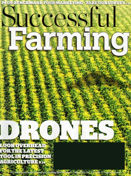 Successful Farming Cover - 5/1/2013