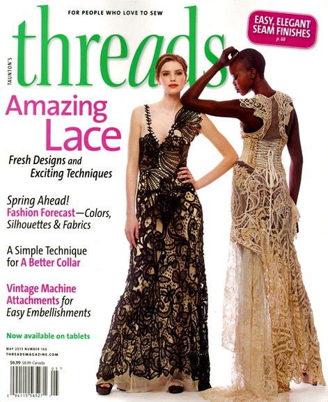 Threads Cover - 5/1/2013