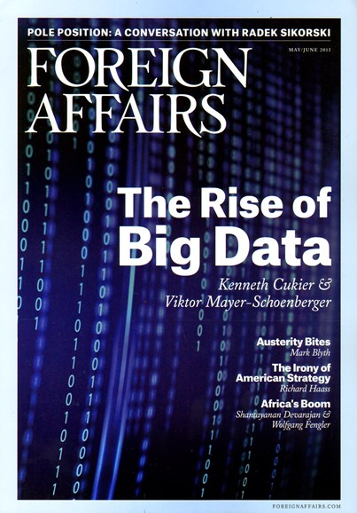 Foreign Affairs Cover - 5/1/2013